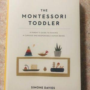 The Montessori toddler book